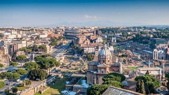 Столица Италии. Рим