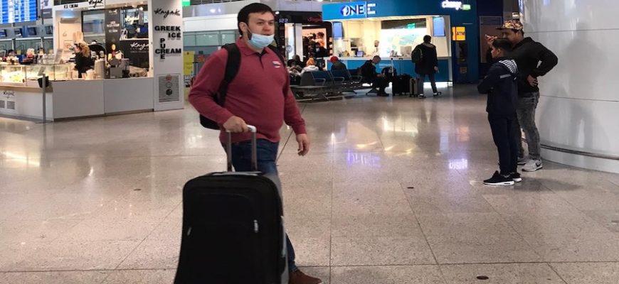 Новые правила авиаперевозок в Греции