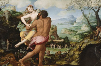 Похищение Персифоны Аидом (Гадесом)