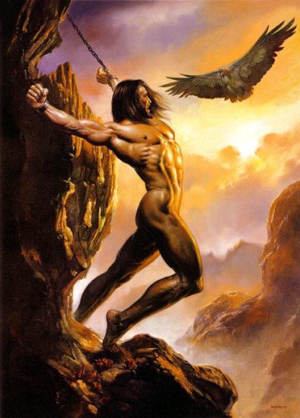 Приметей мифический герой Эллады