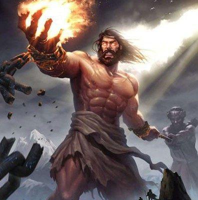 Прометей -Мифы Древней Греции