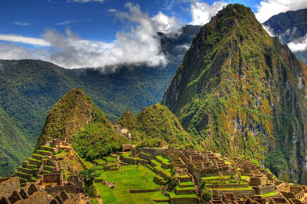 Урубамба, Перу