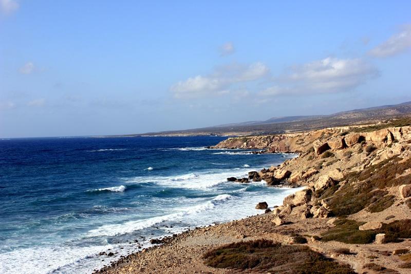 Полуостров Акамас, Кипр