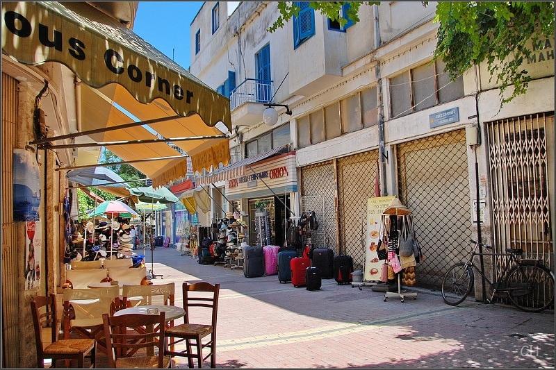 Улочки Никосии на Кипре