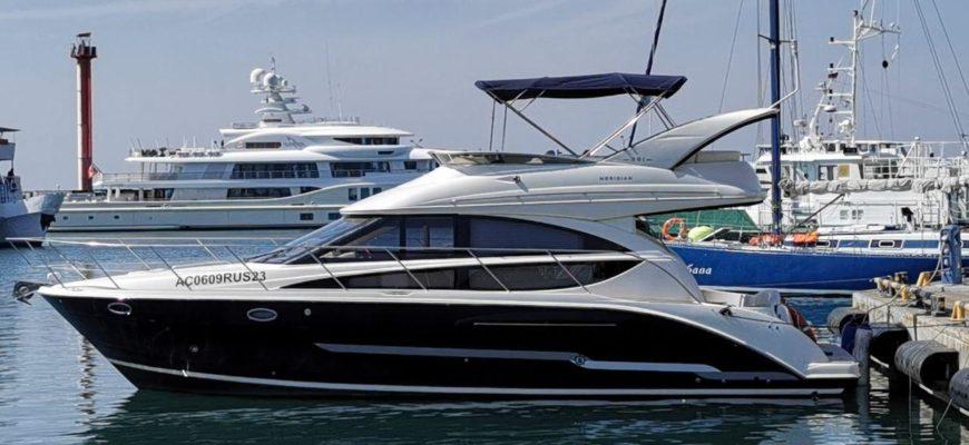 Аренда яхты в Сочи - надежно, доступно и безопасно