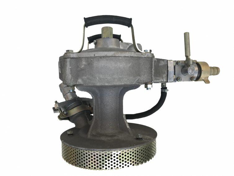 Применение турбонасоса ТНП-2