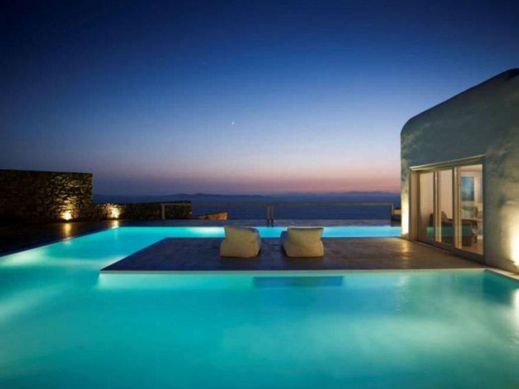 Отдых на вилле в Греции