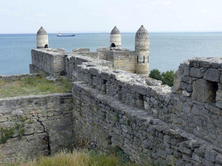 Маленькая Греция на берегу Черного Моря