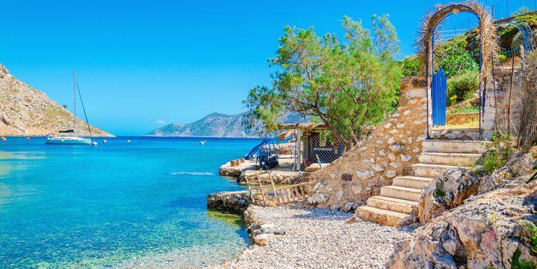 Самые популярные пляжи острова Кос