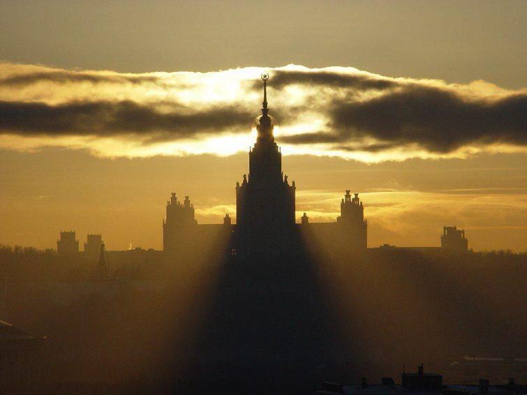 Мистические экскурсии Москвы