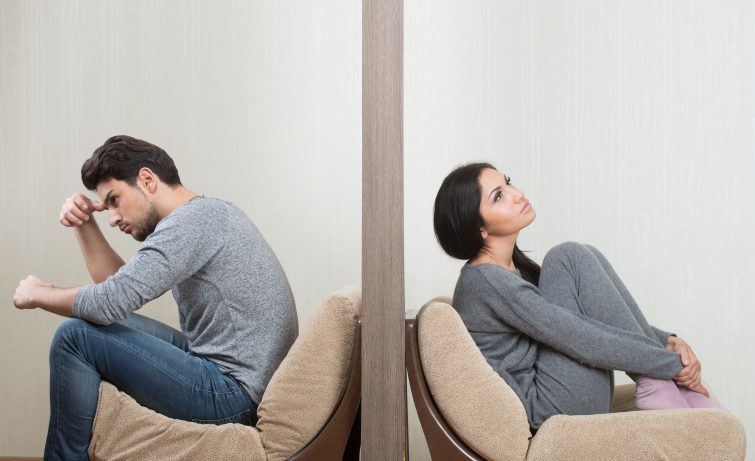 Что делать, если муж после ссоры продолжает вас игнорировать?